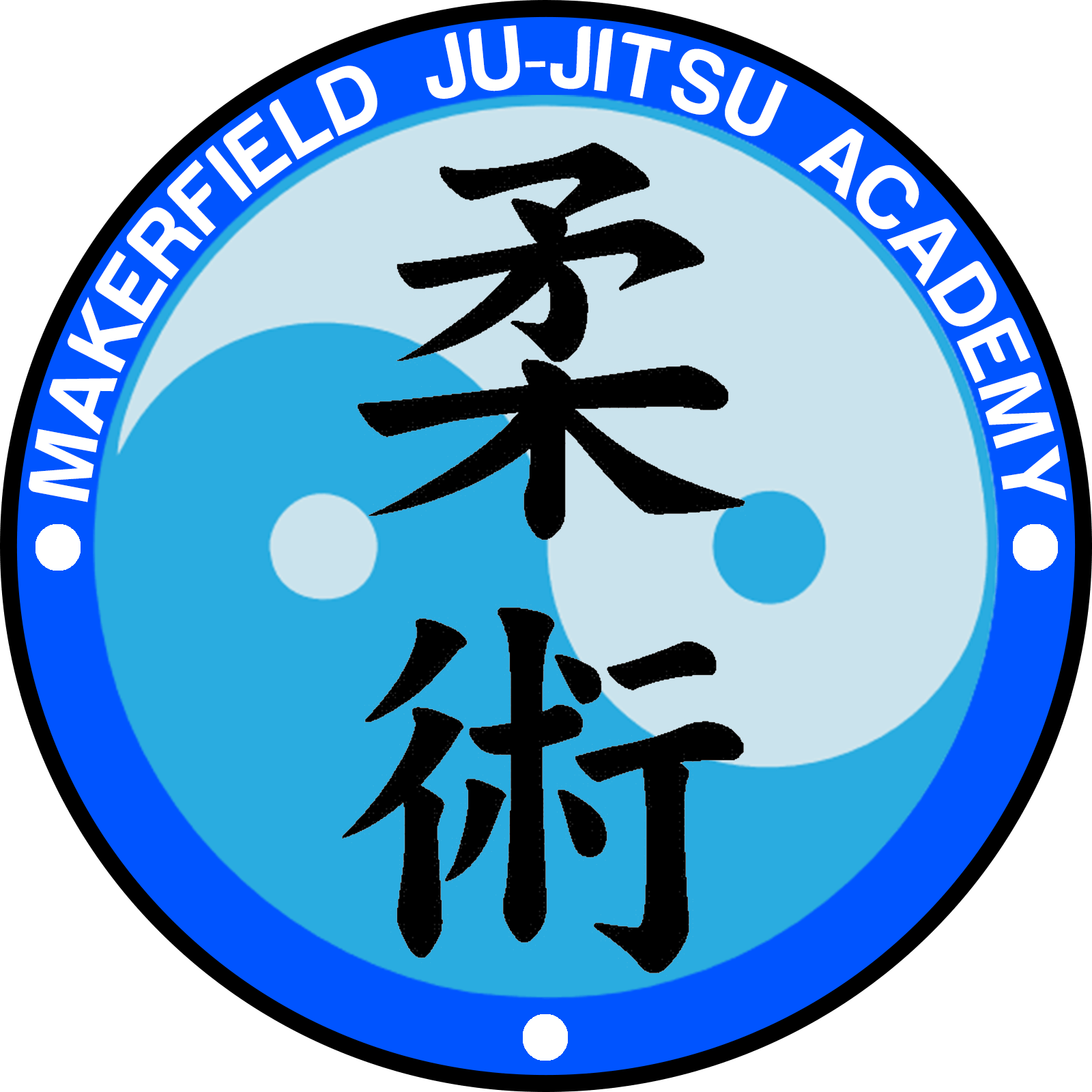 Makerfield Ju-Jitsu Club Logo